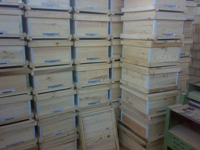 فروش کندو عسل مدرن به صورت عمده