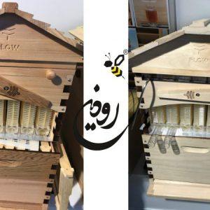 خرید اینترنتی جدیدترین کندوی عسل از فروشگاه رودین شاپ