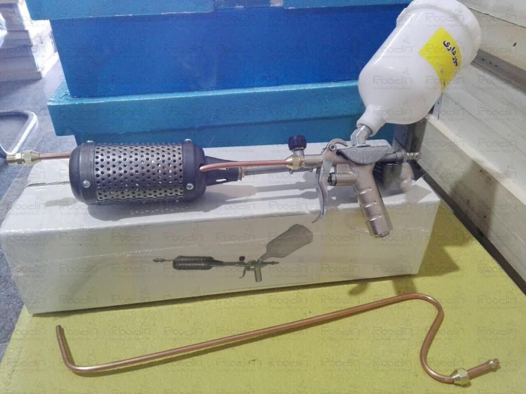 دستگاه بخور اسید اگزالیک