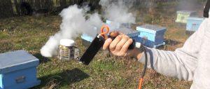 نحوه استفاده از دستگاه بخار اسید اگزالیک