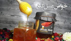 خواص عسل کنار کدام است؟