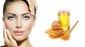 خواص درمانی عسل برای پوست