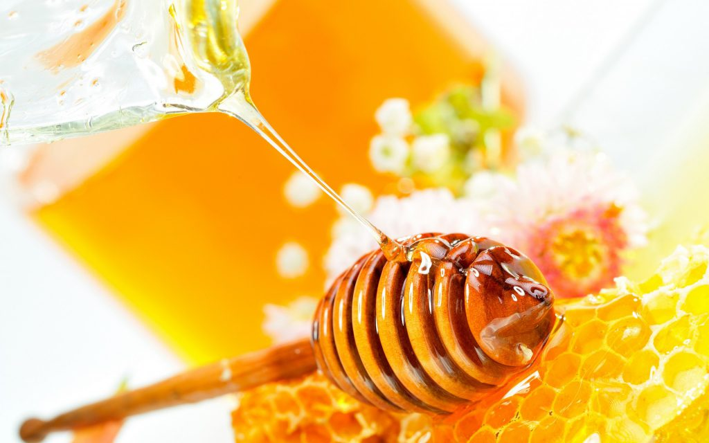 فروش عسل به صورت عمده