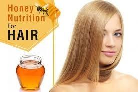 خواص عسل برای موی سر