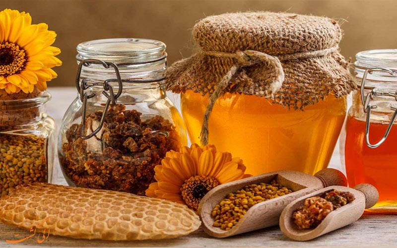 آیا خرید عسل خارجی بهتر است یا ایرانی؟؟