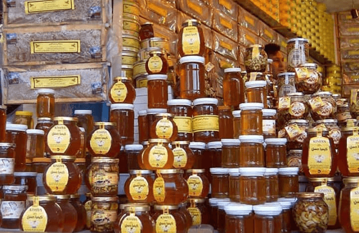 قیمت هرکیلو عسل شوید