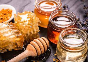 انواع عسل طبیعی تولید ایران