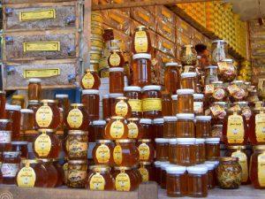 فروش عسل به صورت عمده و خرده