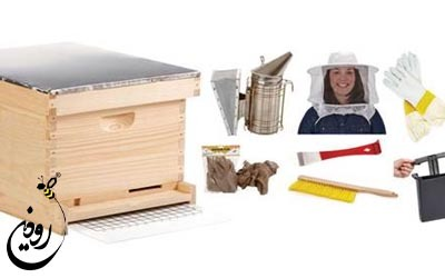 فروشگاه اینترنتی ادوات زنبورداری