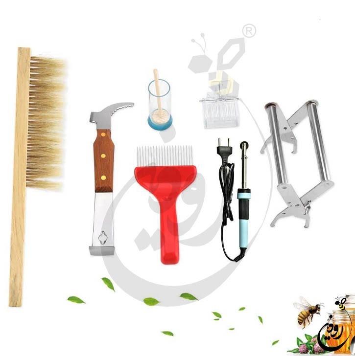 ابزار آلات و تجهیزات زنبورداری