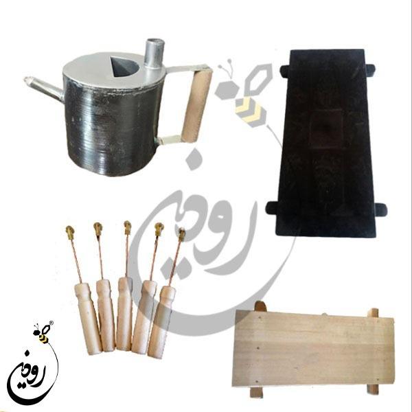 ادوات موم دوزی